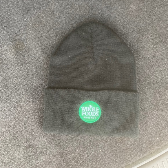 NWOT Whole Foods Beanie